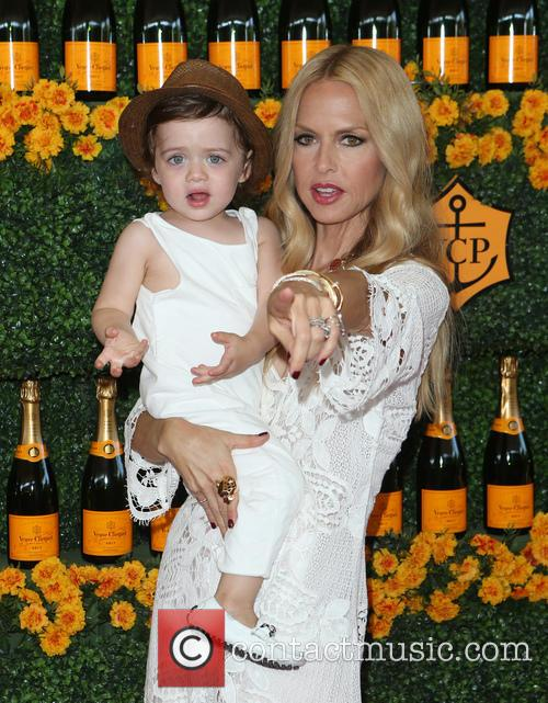 Rachel Zoe and Kaius Jagger Berman 2