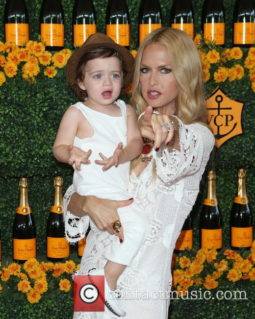 Rachel Zoe and Kaius Jagger Berman 3
