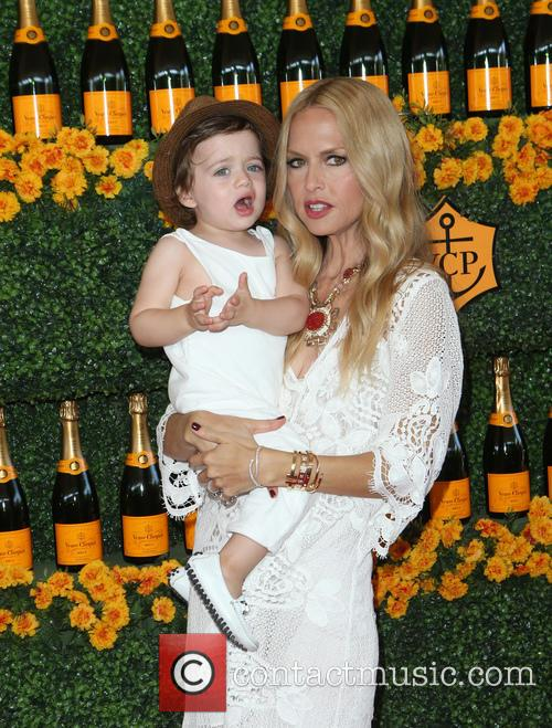 Rachel Zoe and Kaius Jagger Berman 4