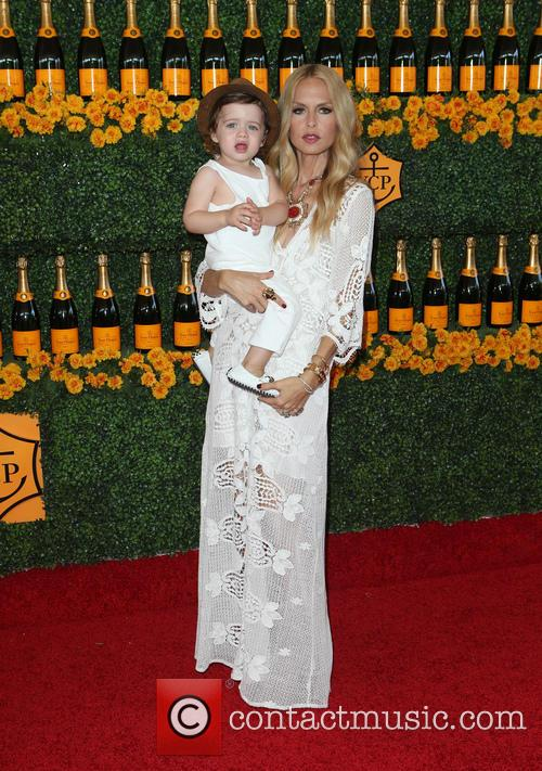 Rachel Zoe and Kaius Jagger Berman 5
