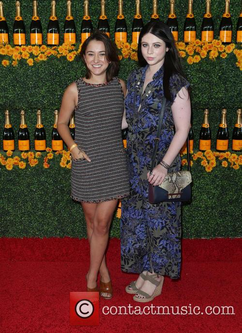 Zelda Williams and Michelle Trachtenberg 3