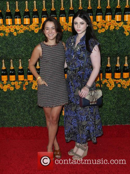 Zelda Williams and Michelle Trachtenberg 4