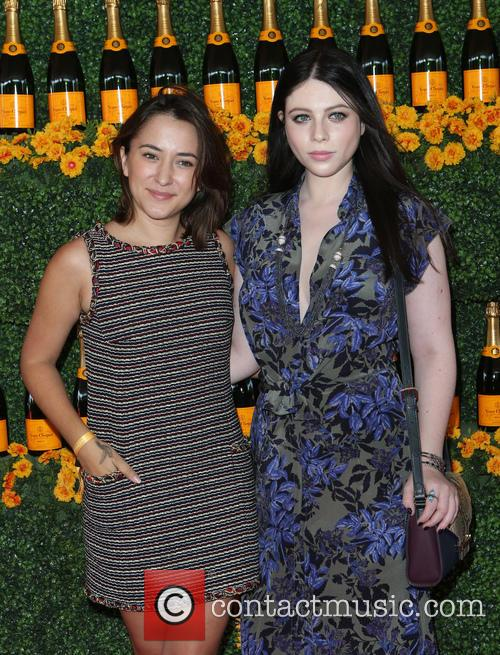 Zelda Williams and Michelle Trachtenberg 6