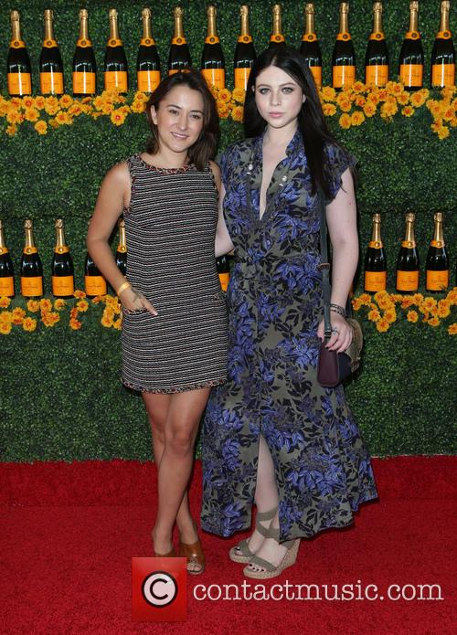 Zelda Williams and Michelle Trachtenberg 1