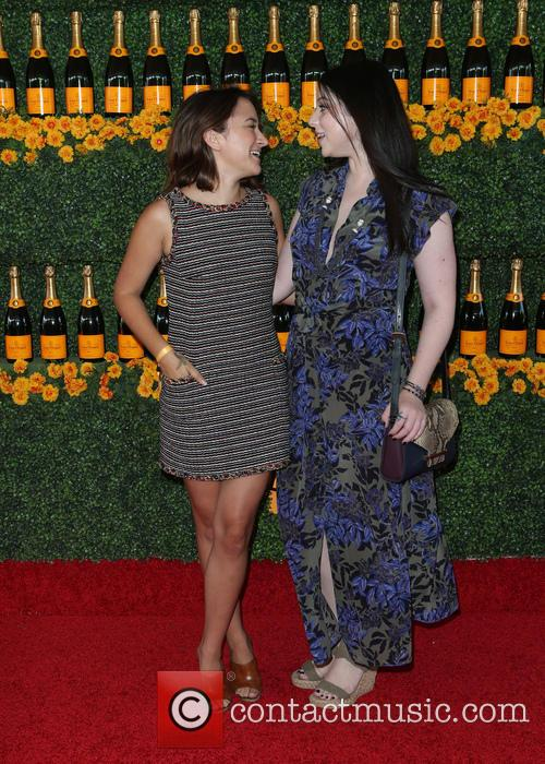 Zelda Williams and Michelle Trachtenberg 7