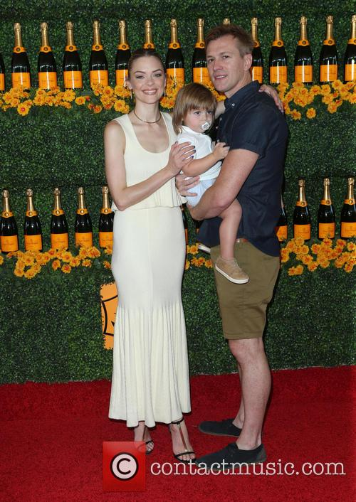 Jaime King, Kyle Newman and James Knight Newman 4