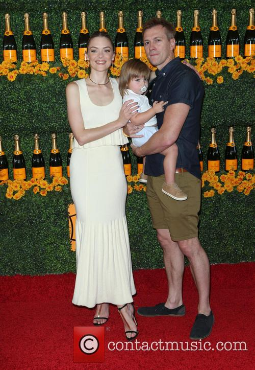 Jaime King, Kyle Newman and James Knight Newman 8