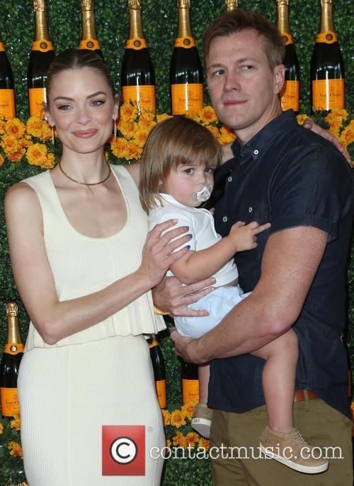 Jaime King, Kyle Newman and James Knight Newman 1