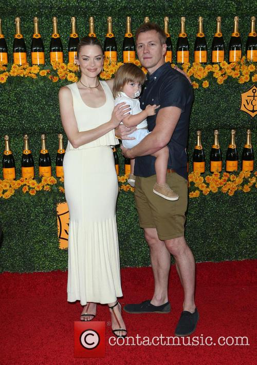 Jaime King, Kyle Newman and James Knight Newman 11