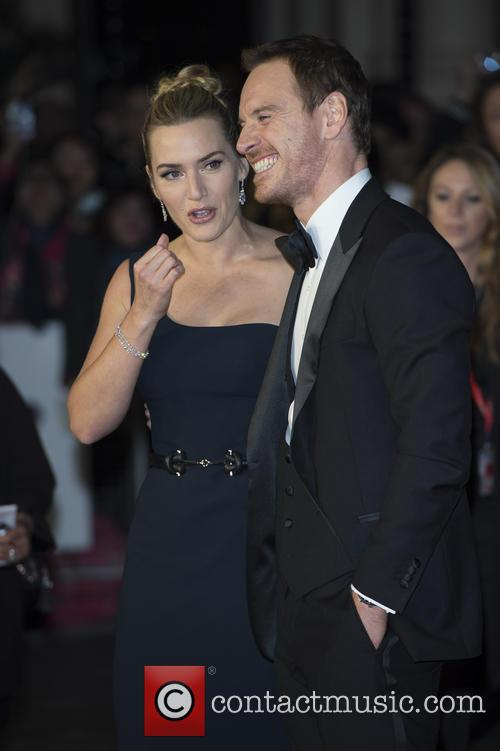 Kate Winslet and Michael Fassbender 3