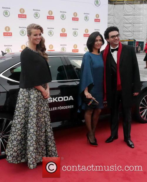 Nina Eichinger and Rolando Villazon 2