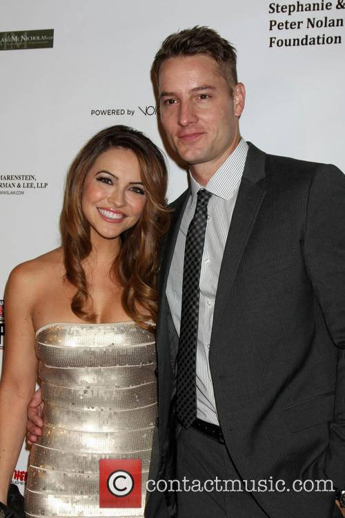 Chrishell Stause and Justin Hartley 2