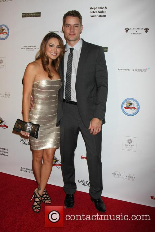 Chrishell Stause and Justin Hartley 1