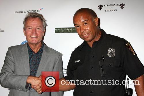 John Savage and Officer Rawls 1