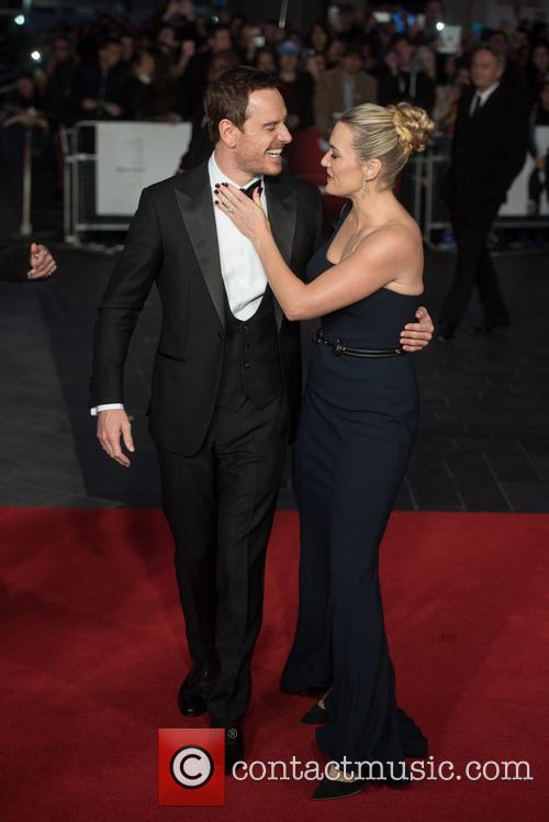 Michael Fassbender and Kate Winslet 2