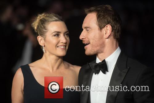 Michael Fassbender and Kate Winslet 3