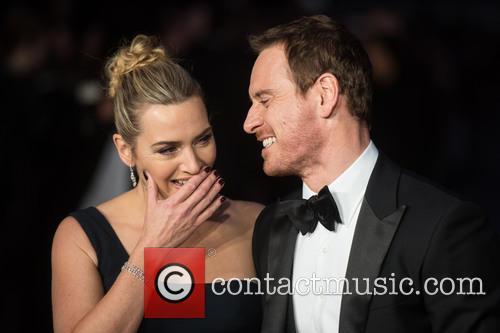 Michael Fassbender and Kate Winslet 4