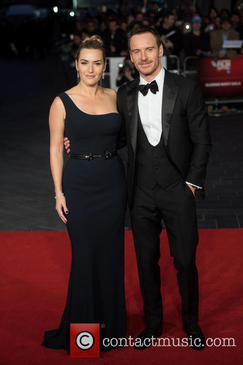 Michael Fassbender and Kate Winslet 1
