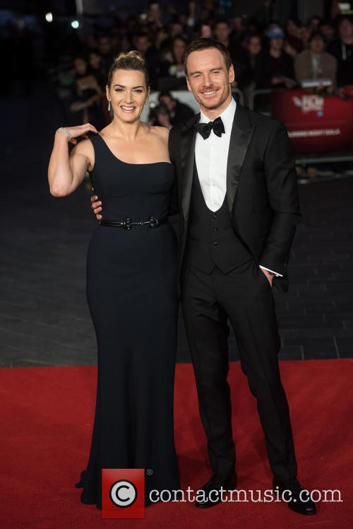 Kate Winslet and Michael Fassbender 2