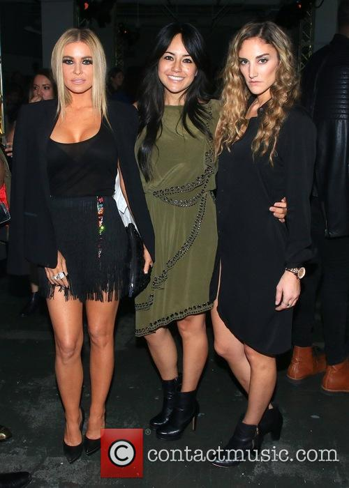 Carmen Electra, Veronica Kerzner and Angela Brasington 1