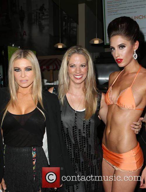 Carmen Electra, Brynn Taylor and Sterling Zayas 5