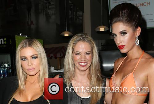 Carmen Electra, Brynn Taylor and Sterling Zayas 1
