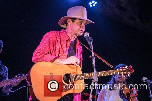 Rich Hall performs live to a packed house...