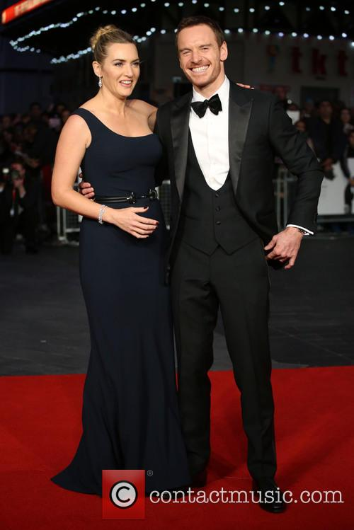Kate Winslet and Michael Fassbender 6