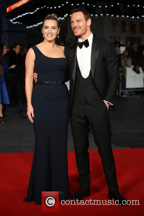 Kate Winslet and Michael Fassbender 8