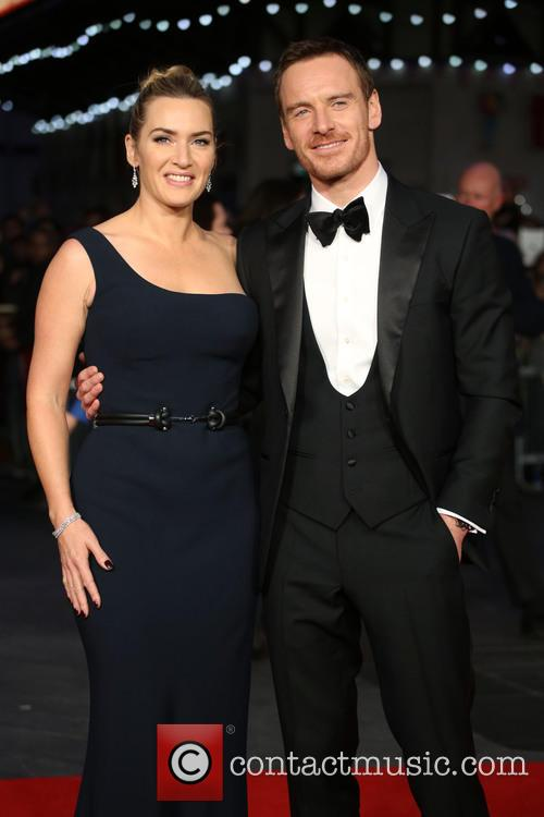 Kate Winslet and Michael Fassbender 9
