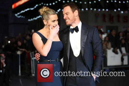 Kate Winslet and Michael Fassbender 11