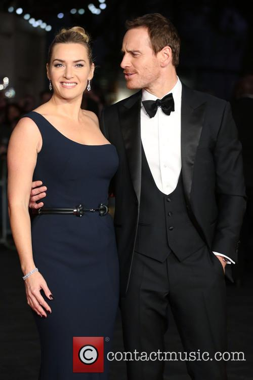 Kate Winslet and Michael Fassbender 1