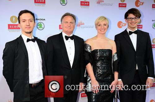 Echo Klassik 2015 awards at Schauspielhaus - Red...