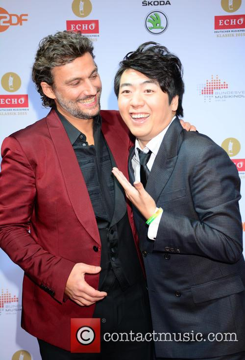 Jonas Kaufmann and Lang Lang 2