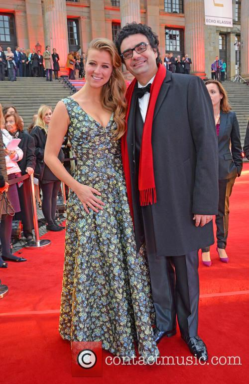 Nina Eichinger and Rolando Villazon 3