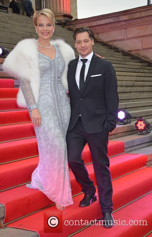 Elina Garanca and Fritz Karl 1