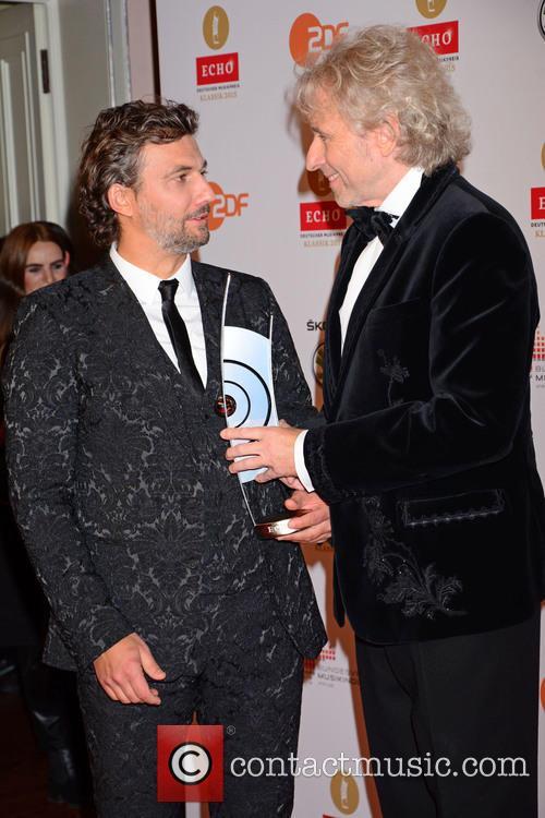 Jonas Kaufmann and Thomas Gottschalk 2