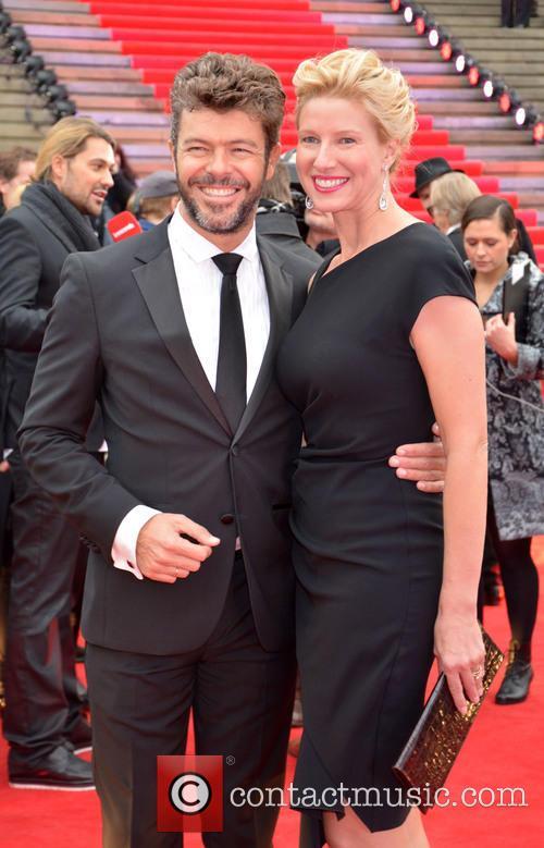 Pablo Heras-casado and Anne Igartiburu 1