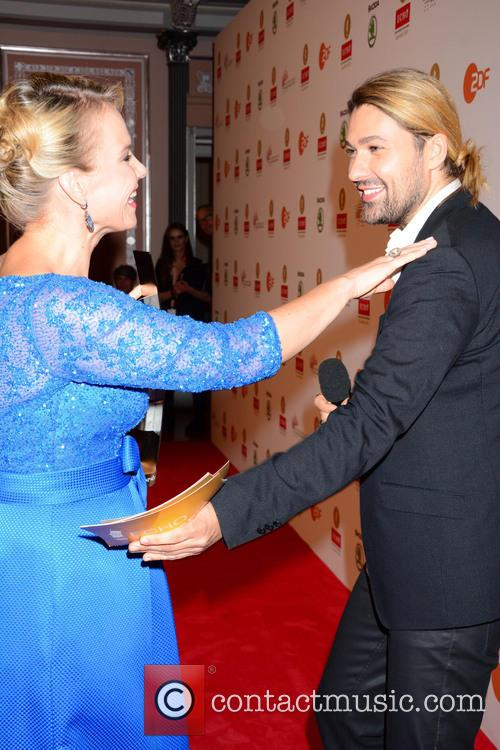 Elina Garanca and David Garrett 3