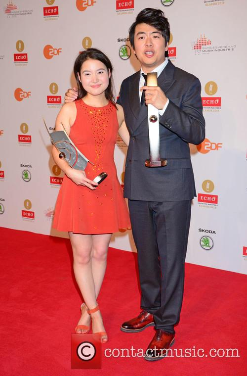 Cynthia Bal and Lang Lang 1