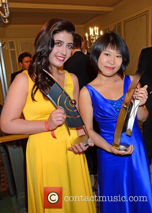 Sophie Pacini and Tianwa Yang 1