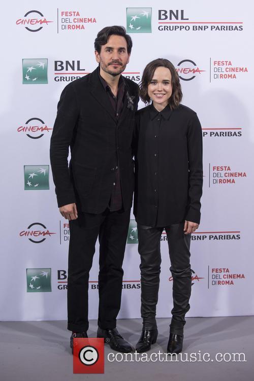 Peter Sollet and Ellen Page 3