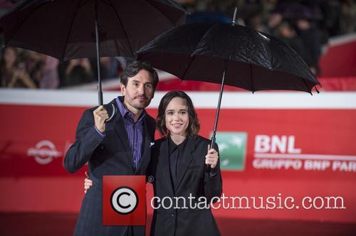 Peter Sollet and Ellen Page 2