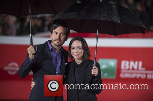 Peter Sollet and Ellen Page 1