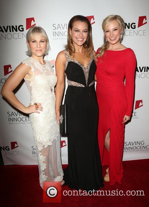 Hannah Hajek, Kim Biddle and Allison Trowbridge 1