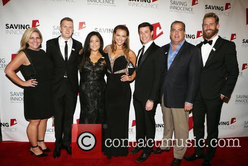 Kim Biddle, Ryan Daly and Saving Innocence Board Of Directors 2