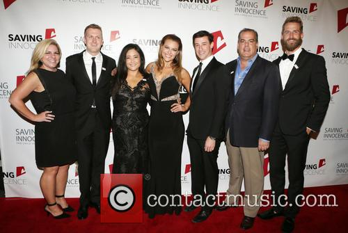 Kim Biddle, Ryan Daly and Saving Innocence Board Of Directors 1