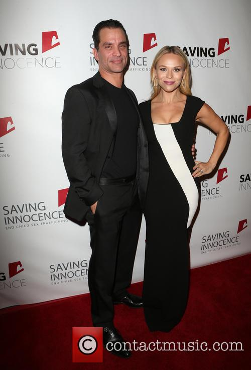 Jonathon Schaech and Julie Solomon 2