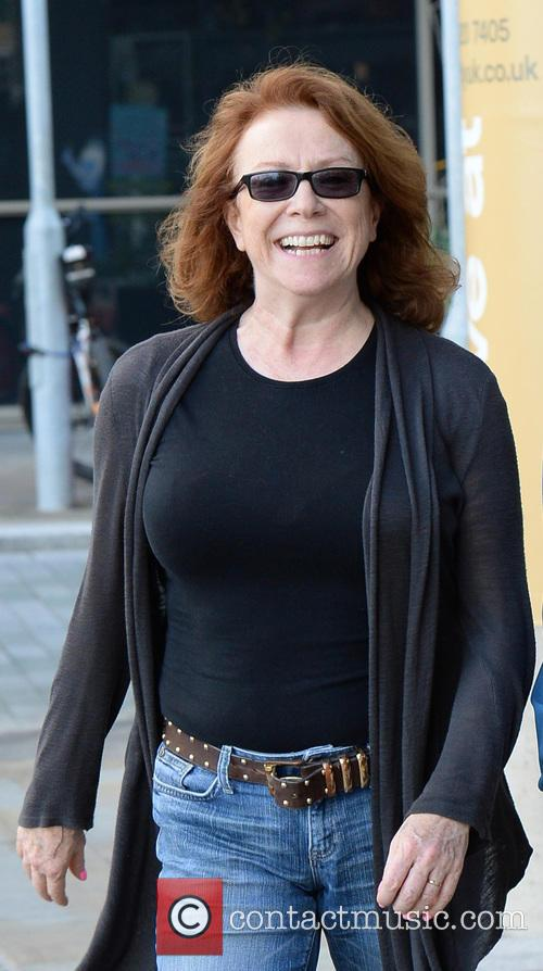 Melanie Hill at MediaCityUK
