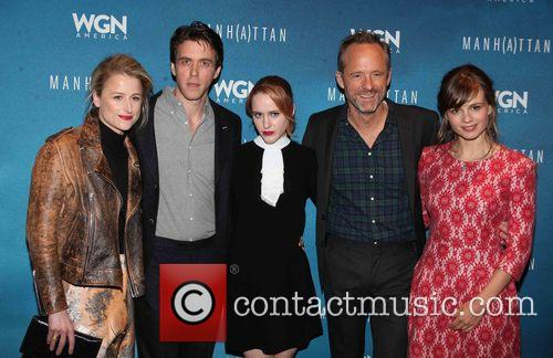 Mamie Gummer, Ashley Zuckerman, Rachel Brosnahan, John Benjamin Hickey and Katja Herbers 1